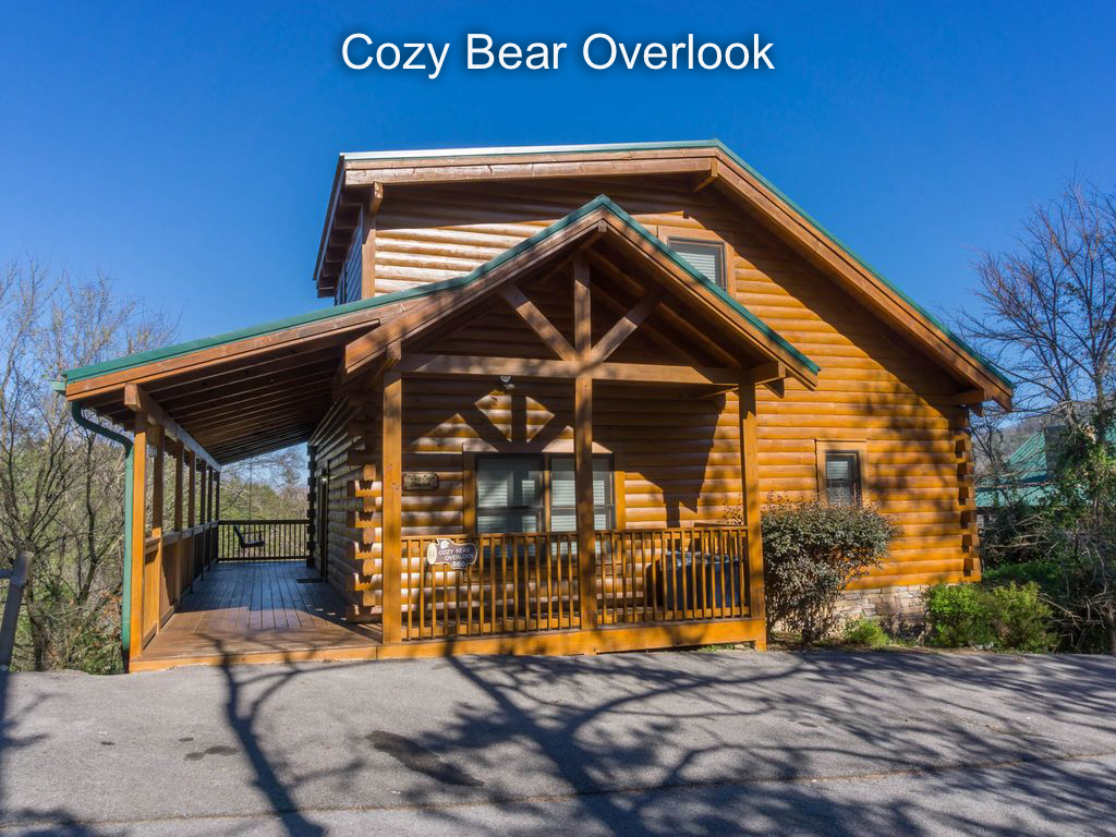 Great Location, Great Rate, Great Cabin---BOOK TODAY