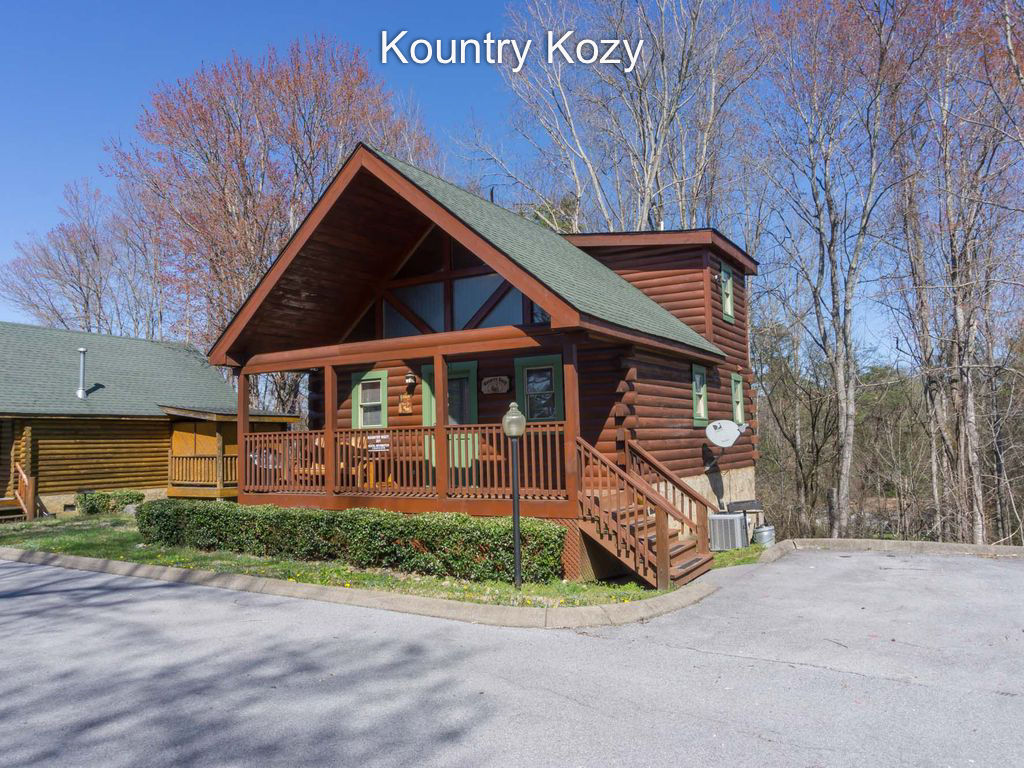 Best location in Pigeon Forge.  Very attractive rates.